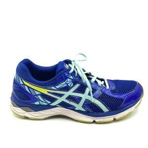 ASICS T666N blue women's athletic shoes size 9.5